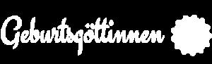 Logo Geburtsgöttinnen weiß